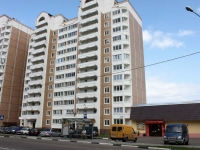 neighbour house: st. Lugovaya, house 9 к.1. Apartment house