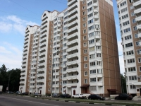 neighbour house: st. Lugovaya, house 9. Apartment house