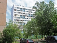 neighbour house: st. Lugovaya, house 14. Apartment house