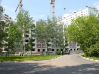 neighbour house: st. Mayakovsky, house к4/СТР. building under construction