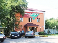 neighbour house: st. Mayakovsky, house 14. multi-purpose building