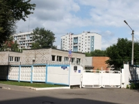 "neighbour house: st. Moskovskaya, house 7А. housing service ООО ""Теплосети"""