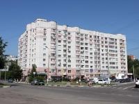 Железнодорожный, улица Некрасова, дом 1. многоквартирный дом
