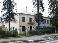 neighbour house: st. Nekrasov, house 4 с.1. sports school