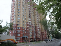 Zheleznodorozhny, Nekrasov st, house 4. Apartment house
