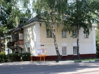 Zheleznodorozhny, Novaya st, house 2. Apartment house