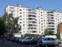 neighbour house: st. Novaya, house 5. Apartment house