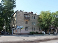 Zheleznodorozhny, Novaya st, house 16. Apartment house