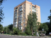Zheleznodorozhny, Novaya st, house 29. Apartment house