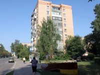 neighbour house: st. Novaya, house 31. Apartment house