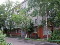 Zheleznodorozhny, Novaya st, house 32. Apartment house