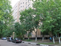 Zheleznodorozhny, Pionerskaya st, house 11. Apartment house