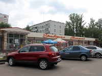 neighbour house: st. Pionerskaya, house 14В. supermarket Пионерский