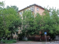Zheleznodorozhny, Pionerskaya st, house 17. Apartment house