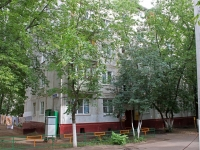 Zheleznodorozhny, Pionerskaya st, house 18. Apartment house