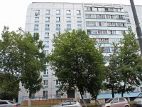 neighbour house: st. Pionerskaya, house 27. Apartment house