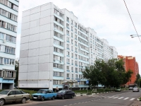 Zheleznodorozhny, Pionerskaya st, house 29. Apartment house