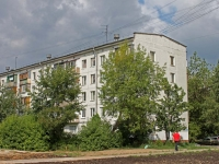 neighbour house: st. Pushkin, house 6Б. Apartment house