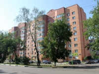Zheleznodorozhny, Savvinskoye road, house 10. Apartment house