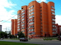 neighbour house: road. Savvinskoye, house 4 к.2. Apartment house
