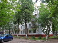 Zheleznodorozhny, Yubileynaya st, house 1. Apartment house