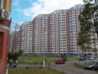 neighbour house: st. Yubileynaya, house 24. Apartment house