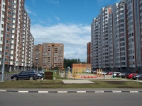 Zheleznodorozhny, Yubileynaya st, house 26. Apartment house