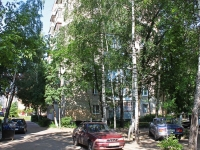 neighbour house: st. 60 let Oktyabrya, house 1. Apartment house