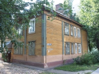 neighbour house: st. Dachnaya, house 24. Apartment house