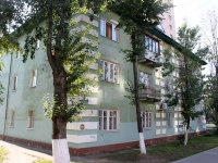 Zheleznodorozhny, Tolstoy st, house 8. Apartment house