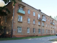 neighbour house: st. Shkolnaya, house 2. Apartment house