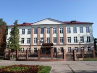 neighbour house: st. Shkolnaya, house 3 с.1. gymnasium №2