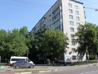 neighbour house: st. Proletarskaya, house 6. Apartment house