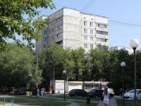 neighbour house: st. Oktyabrskaya, house 13. Apartment house