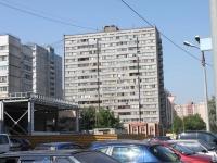 neighbour house: st. Oktyabrskaya, house 17. Apartment house