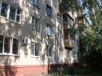Zheleznodorozhny, Sovetskaya st, house 40. Apartment house