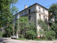 Zheleznodorozhny, Zabodskaya st, house 12. Apartment house