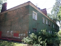 Zheleznodorozhny, Klubnaya st, house 9. Apartment house