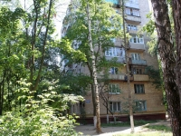 neighbour house: rd. Nosovikhinskoye, house 11. Apartment house