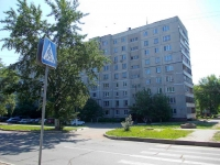Zheleznodorozhny, 1st Maya st, house 8. Apartment house