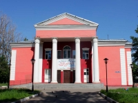 neighbour house: st. 1st Maya, house 11В. community center Саввино