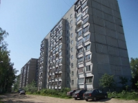 Zheleznodorozhny, 1st Maya st, house 11. Apartment house