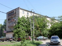 Zheleznodorozhny, 1st Maya st, house 18. Apartment house