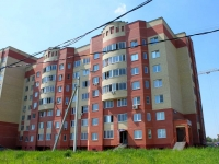 neighbour house: st. Agrogorodok, house 18. Apartment house