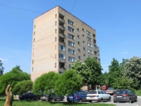 Zheleznodorozhny, Agrogorodok st, house 22. Apartment house