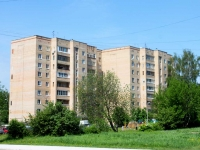 Zheleznodorozhny, Agrogorodok st, house 101. Apartment house