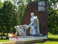 Zheleznodorozhny, memorial complex Павшим воинамAgrogorodok st, memorial complex Павшим воинам