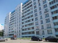 neighbour house: st. Detskaya, house 9. Apartment house