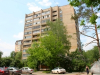 Zheleznodorozhny, Smelchak st, house 12. Apartment house