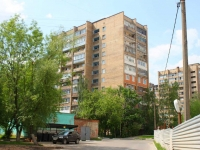 Zheleznodorozhny, Smelchak st, house 16. Apartment house